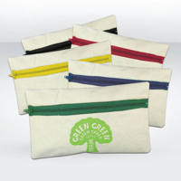 Organic Cotton Pencil Case - kids
