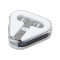 Earphones In Ps Case