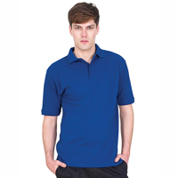 G169 Ultimate Clothing Collection 50/50 Heavyweight Pique Polo
