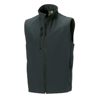 H164 Russell Softshell Gilet