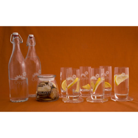 F131 Glass Office Set Bundle