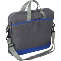 F092 Duo Grigio Laptop Bag