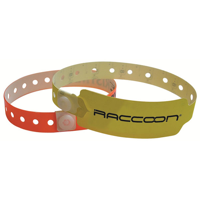 H113 PVC Security Wristband