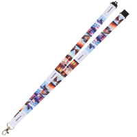 G079 20mm Dye Sublimation Lanyard
