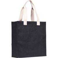 F100 Dargate Coloured Jute Shopper