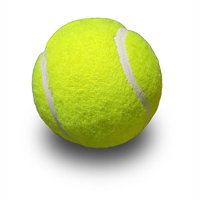 H135 Promotional Tennis Ball