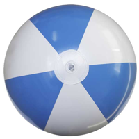 F142 Bi-Coloured Beach Ball
