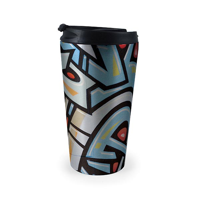 G117 Rio Photo Travel Mug
