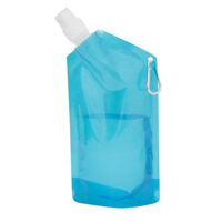 F120 Roll Up Plastic Water Bottle