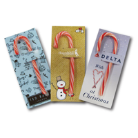 G064 Candy Cane Cards