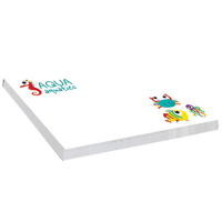 H029 Standard NoteStix Adhesive Pads 105 x 75mm - Full Colour