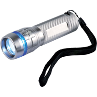 F116 CREE LED 3W Torch with Zoom Function
