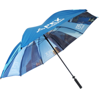 G143 Spectrum Sport Double Canopy Golf Umbrella