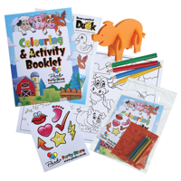 H034 Childrens Activity Pack
