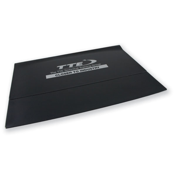 H107 A4 PVC Document Holder - 1 Colour