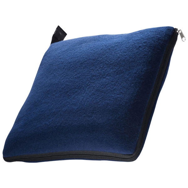 H097 Radcliff 2 in 1 Fleece Blanket/Pillow