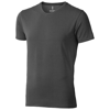Kawartha short sleeve T-shirt in anthracite