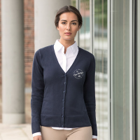 H170 Russell Ladies V Neck Cardigan