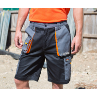 H169 Result Work-Guard Lite Shorts