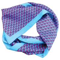 G173 Polyester Scarf - 1 Colour