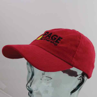 H152 6 Panel Unstructured Pin Cord Cap