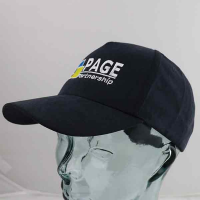 H152 Heavy Polyester Suede Cap