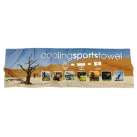 H073 Cooling Sports Gym Towel