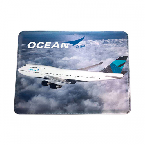 H063 Electric Gifts Wireless Mouse Mat