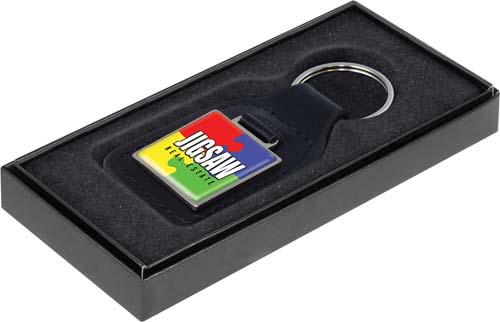 Emperor Square Keyring with box